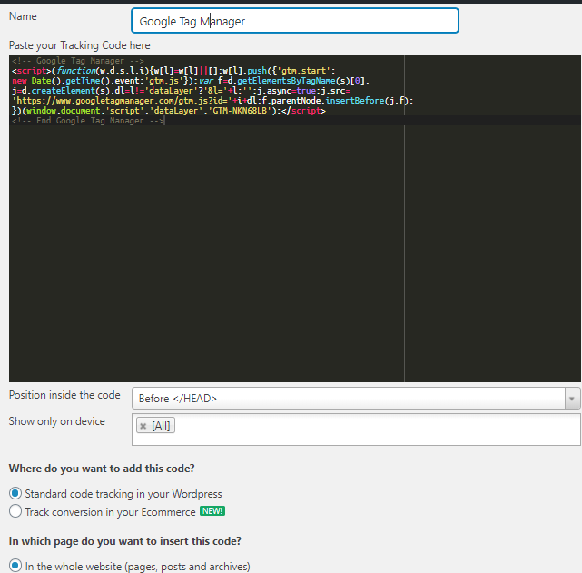 Instalação do Code Manager 2:
